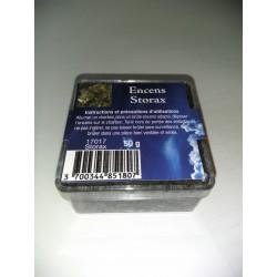 Encens Storax, boîte 50 g