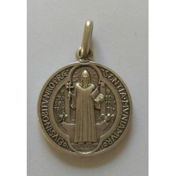 Médaille Saint Benoit 1,8 cm