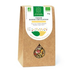 Tisane Bonne Circulation Bio, 50 g