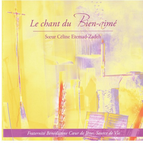 CD Le Chant du Bien Aimé