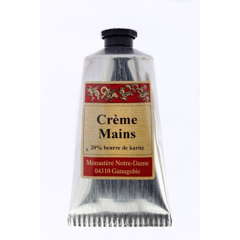 Cr me mains au beurre de karit sereys - Beurre de karite utilisation ...