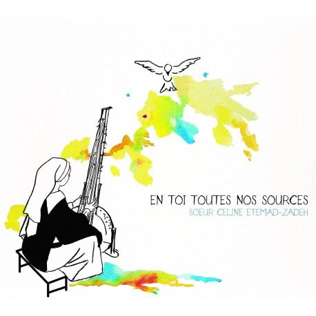 """CD """"En Toi, toutes nos sources"""""""